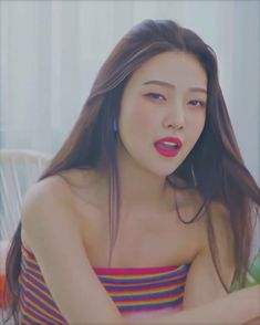 Park Sooyoung, pq me mataste? Kpop Girl Groups, Kpop Girls, Korean Girl Groups, Seulgi, Red Velvet Joy, Black Velvet, American Women, Girl Crushes, My Girl