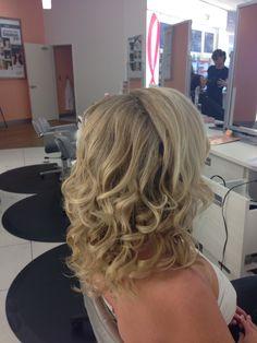 Wedding Hair by me ☺️