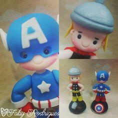 Capitão América ou Thor