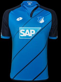 TSG 1899 Hoffenheim Home Kit Leaked - Footy Headlines Soccer Kits, Football Kits, Football Jerseys, Sports Jersey Design, Soccer Uniforms, Team Wear, Pretty Shirts, Sweater Fashion, Sweater Jacket