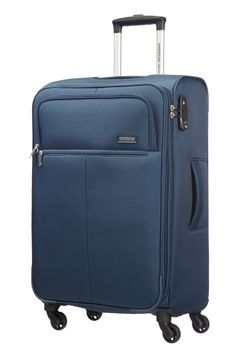 American Tourister Atlanta Heights Spinner 68cm Exp. Navy Blue
