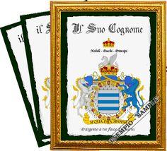 Famiglia Pacillo - Origine cognome Pacillo - Scheda Araldica, stemma e storia della famiglia Pacillo