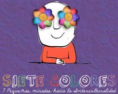 Siete colores - Actividad creativa para el Día de la Paz