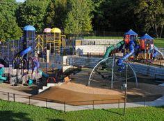 Hyland Lake Park. Bloomington MN.   Find more adventures at sKIDaddlers.net!
