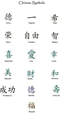 I'm Currently taking Chinese in school and I love it! :)You can find Chinese symbol tattoos and more on our website.I'm Currently taking Chinese in school and I love it! Hand Tattoos, Simbolos Tattoo, Love Tattoos, Beautiful Tattoos, Body Art Tattoos, New Tattoos, Small Tattoos, Tattoos For Women, Kanji Tattoo