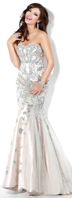 JOVANI - Authentic Designer Dress  GORGEOUS!