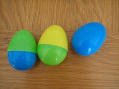 One more - teaching middle school/high school science - GENETICS - cool idea with plastic eggs
