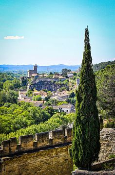 Villeneuve-les-Avignon, France