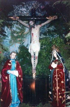 Grupo de la Pasión, Manuel, Lico Rodríguez. Catedral Metropolitana, San José, Costa Rica
