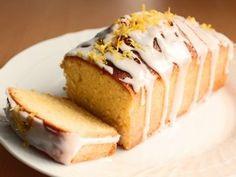 爽やかさいっぱいのレモンパウンドケーキ