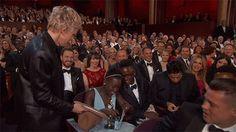 Algumas fotos do Oscar 2014 que você precisa ver!