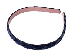 Beautiful and elegant headbands of the highest quality and most beautiful of French and Italian custom-made. The material is cellulose, which is imported from Italy and used by designers from around the world for designer headbands. All headbands that you purchase at Just Hair Clips A / S are passed through the hands of people who passionately interested in the manufacture of hair ornaments and hair bands of the highest quality. These headbands last for years and never lose their luster. The