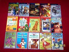 65 Teacher Resource 2nd 3rd 4th Grade Classroom Chapter Books~Ages 6-10