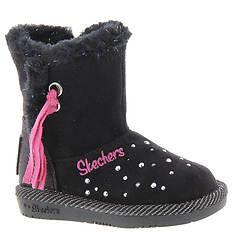 Skechers Twinkle Toes: Glamslam-Tassle Tootsies 10668N (Girls' Infant-Toddler)