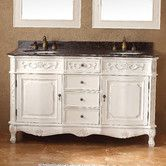 "Found it at Wayfair - Classico 60"" Double Bathroom Vanity Set"