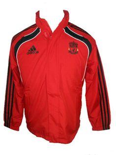 83d567521ef0b Liverpool FC Adidas Junior football training jacket. Less than £30!