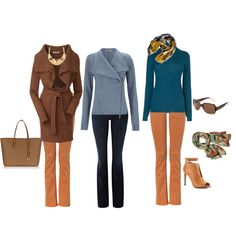 """Dramatic Classic Casual Wear"" by sandrahughesimage on Polyvore"