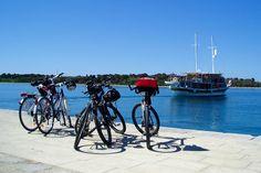 Dubrovnik, Globes, Sailing, Bike, Croatia, Candle, Bicycle Kick, Balloons, Trial Bike