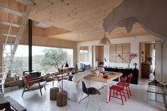 Casa Ex by GGA Garciagerman Arquitectos (chair)