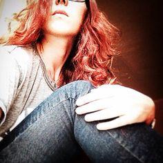 #me #redhead #selfie #girl