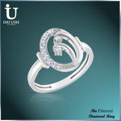 View our stunning collection of women's diamond RINGS!! Here you will find- exclusive collection of rings at IskiUski.com #DiamondRings #GoldRings #Rings #IskiUski