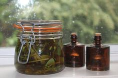 I made a batch of this cough syrup last September and it seems to work really well for us. From what I've read, the Thyme acts as an expectorant to clear congestion and help to calm coughing spasms...