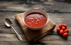 The Easiest Italian Tomato Soup