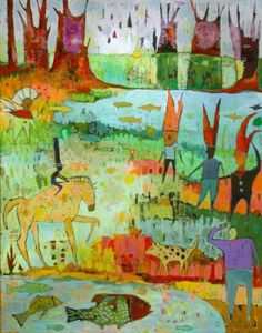 Jane Filer Artist | Artists Jane Filer andTracy Paul / Low Country