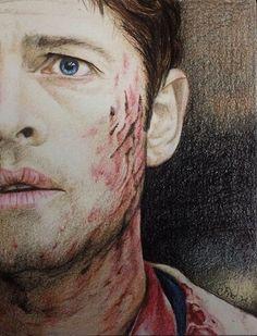 Supernatural fan art.