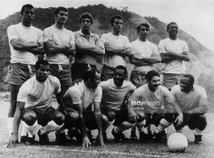 #Brazil (1970): #CarlosAlberto #Baldochi #Ado #Fontana #WilsonPiazza #MarcoAntonio; #Jairzinho #Gerson #Pelé #Rivelino and #Edu.