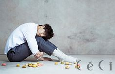 Song Jae Rim - Ceci Magazine October Issue '14