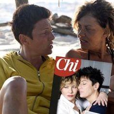 Eva Grimaldi e Imma Battaglia sulla copertina di Chi