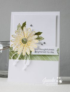 Stampin' Up! – Daisy