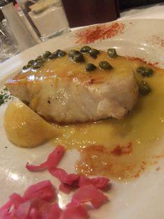 Chilean sea bass from Mallorca