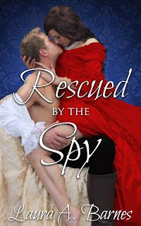 ❤️ #Win this #GiftCard #Giveaway ❤️ Can he convince her of the love in his heart? Rescued by the Spy by Laura A. Barnes Goddess Fish Promotions #HistoricalRomance