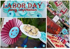 Labor Day Party Inspiration