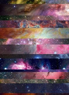 Stacked universe