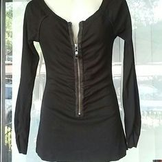 MISS SIXTY.collection gorgeous top nwot Newer worn Miss Sixty Tops Tees - Long Sleeve