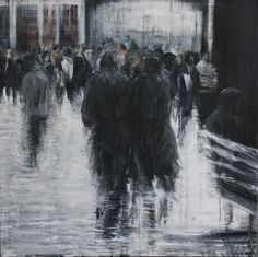 lesley oldaker | oil on canvas