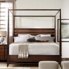 Lorimer Canopy Bed