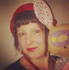The lady behind the superbunny. free name tag on the dolls in february. Head over to my etsyshop link in profile. #lalobastudio #etsy #bunnygram #free #selfie #doll #plush #dollmaker #sewingmakesmehappy #sewingforkids #usagi #rabbitstagram #bunnyears #dollsanddaydreams #love #cute #kidstagram #instagood #me #follow #photooftheday #happy #like #picoftheday #instadaily #igers #instalikes