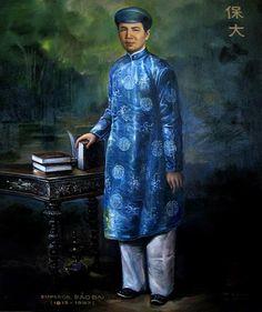 BẢO ĐẠI - Chân Dung Các Vua Triều Nguyễn