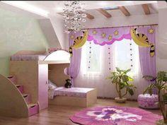Cortinas dormitorio infantil