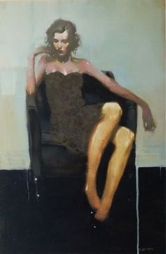 Michael Carson 'Deep Thought'