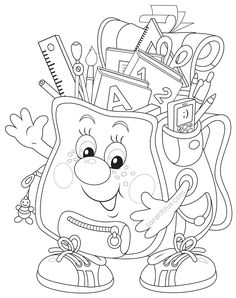 Back to School Coloring Pages . 30 Back to School Coloring Pages . Back to School Coloring Sheets Dr Seuss Coloring Pages, Preschool Coloring Pages, Coloring Pages To Print, Coloring Book Pages, Printable Coloring Pages, Coloring Pages For Kids, Coloring Sheets, Dora Coloring, Princess Coloring