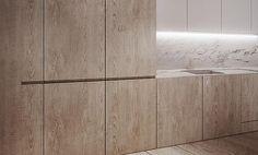 | P | Kitchen Cabinet Detail   http://www.tamizo.com/