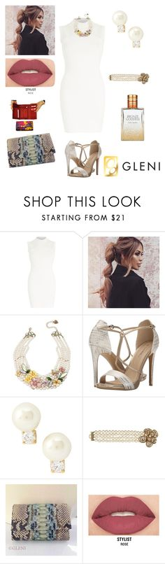 """""""luxury gleni boutique"""" by prettycarole ❤ liked on Polyvore featuring River Island, Betsey Johnson, C Label, Kate Spade, Chanel and Smashbox"""