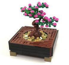 Risultati immagini per lego bonsai