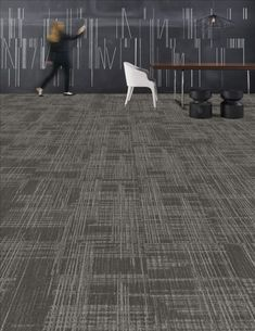 lineweight tile | 5T114 | Shaw Contract Commercial Carpet and Flooring