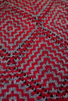 Ravelry: Sardaukar pattern by Barbara Benson